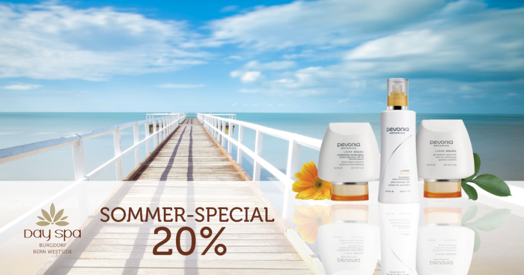DaySpa Sommer-Special 2019